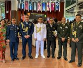 Tiga Perwira TNI Ini Terpilih Mengikuti Sekolah Staf dan Komando di Singapura
