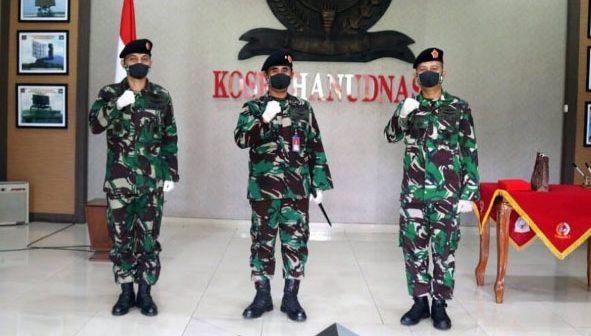 Kolonel Pnb Sumantri Hidayat Jabat Aspers Kosekhanudnas I