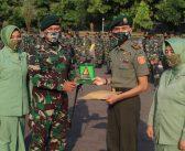 Dilepas Danyonif Raider 321 Kostrad, Lettu Inf Rosidi Dipercaya Jadi Pasi Pers Kodim 0614/Kota Cirebon