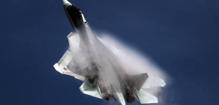 Dari IDEX-2021, Rusia Umumkan Terima Permintaan Su-57E dari Negara yang Dirahasiakan