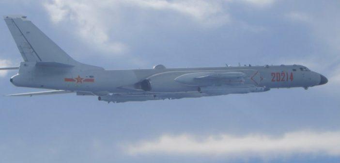 19 Pesawat Militer China Dekati ADIZ Taiwan, Sistem Rudal Hanud Langsung Aktif