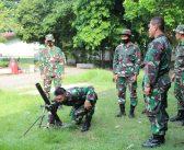 Staf Operasi TNI AD Cek Kesiapan Batalyon Infanteri Para Raider 501 Kostrad