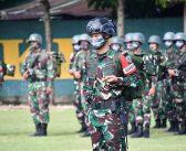 Dibuka Pangdivif 3 Kostrad, Prajurit Yonarmed 6 Kostrad Mulai Jalani 12 Hari Latihan Pratugas