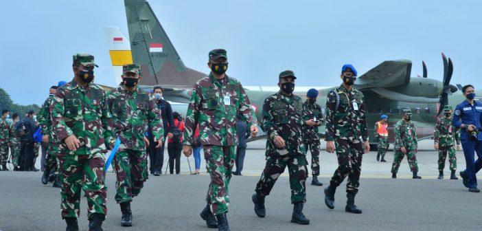 Hadapi 2 Trouble Spot Bencana, KSAU Siapkan C-130 Hercules, CN-295, Boeing 737, dan Helikopter