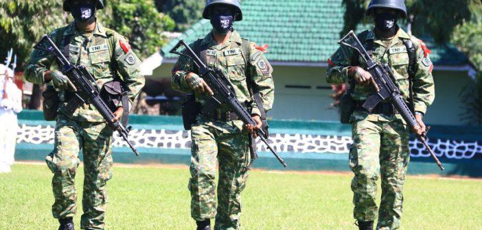Sempurna, 3 Prajurit Yonif Raider 514 Kostrad Jadi yang Terbaik Pada Latihan Standardisasi Prajurit Kostrad