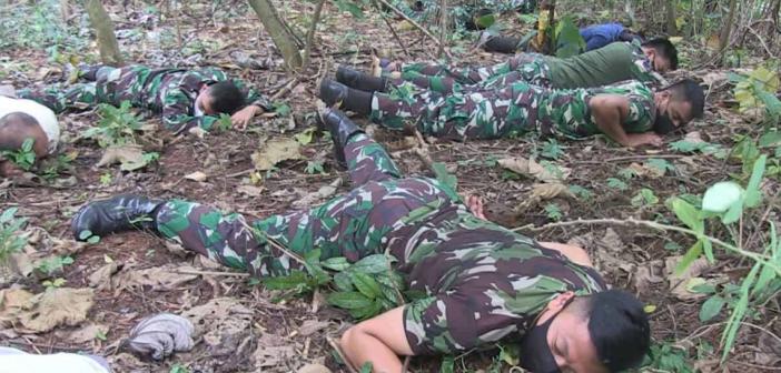 Sebuah Serangan Udara, Personel di Makosekhanudnas I Pun Berlatih Bagaimana Menghadapinya