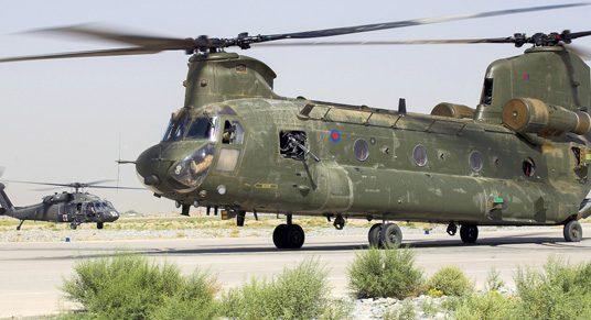 Anggaran Cekak, 14 Helikopter Chinook yang Dibeli Inggris Akan Dikirim Satu Dekade Lagi