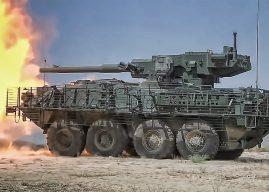 Dinilai Sudah Usang, Angkatan Darat AS Lepaskan Sistem Senjata Meriam di Ranpur Stryker MGS