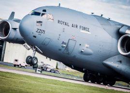 Terima 400 Juta Poundsterling, RAF Akan Upgrade Armada C-17 dan Helikopter Chinook